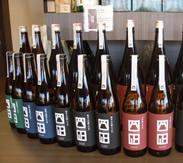 富士正酒造:純米吟醸酒