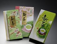 土産物ラインナップ:お茶