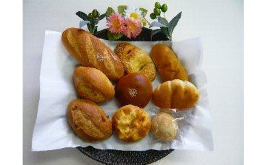 ふるさと納税:米粉を使った自家製パン 詰合せ